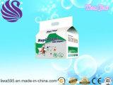 Couche-culotte remplaçable intéressante et molle d'absorptivité élevée de bébé en Chine