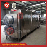 Sistema de secado continuo túnel de secado de mariscos maquinaria