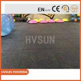 Сделано от имеющегося резиновый покрытия пола самой лучшей резины качества для зоны поднятия тяжестей Gyms