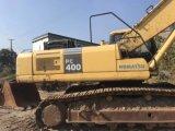 PC usado muito bom 400 de KOMATSU da máquina escavadora da condição de trabalho