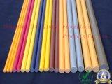 高い伸縮性の良質のガラス繊維棒