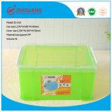 Hotsale 고품질 저장하고 포장을%s 투명한 플라스틱 저장 상자 가구 저장 케이스