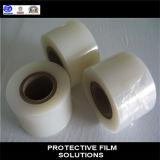 Uso transparente de la película de la película plástica del PE de China para hacer publicidad del panel