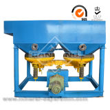 Высокий коэффициент концентрации Jigging машины для аллювиального золота концентрации