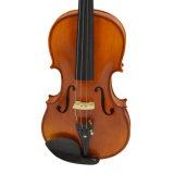 Hoch entwickelte handgemachte Farbanstrich-Violine für Verkauf in China 4/4
