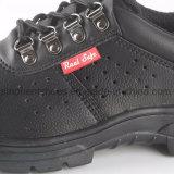 Únicos zapatos de seguridad del cemento de goma RS8132