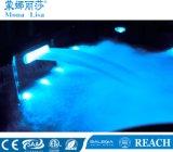 LED Monalisa Saia Luxo hidromassagem ao ar livre banheira de hidromassagem (M-3392)