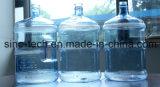 Бутылка воды PC 5 галлонов делая машину