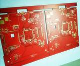 2 L Doble 1.6mm lado rojo superficie Fr4 PCB utilizados en la electrónica