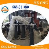 Venda a quente Gasoduto Mandril dupla rosca de tubo tornos CNC