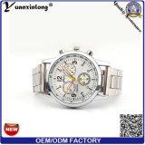Beste Chronograph-Edelstahl Dise Handgelenk-Band-Uhr des Mens-Yxl-661 und der Frauen