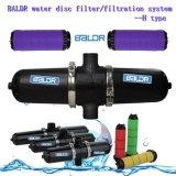 Equipamento da filtragem do disco dos filtros de água Bdf100h da indústria