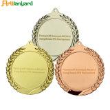 Medalla de Deportes de la Fundición personalizados