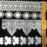 أسود فرق فراشة موجة [فشيوبن] سيدة عرس ثوب عباءة تركيب شريط تصميم متأخّر