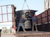 ロシアで使用される大きい鋼鉄ひしゃく