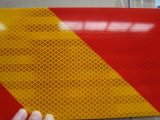 Dangerous Material Vehicles를 위한 Truck Tail Warning Marking Reflective Tape Vehicle Sticker Vehicle Tail Sign Board를 위한 사려깊은 Sheet Film Sign