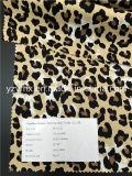 Законченный печать 100% леопарда хлопка ткани напечатанная Twill