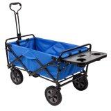 ピクニック皿が付いている実用的なワゴンを折るスポーツ