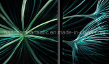 Novo Design de Pintura de parede em alumínio artesanal - Dandelion uma promessa (CHB6015038)