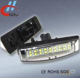 Светодиодный индикатор Auto/Car лицензии чтения/внутреннего фонаря освещения номерного знака (Camry Lexus Mitsubishi)