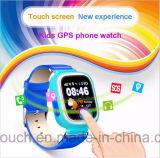 Botão SOS Criança Rastreador GPS assista com localização em tempo real D15