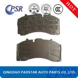 pièces de rechange Auto Weld-Mesh Plaquettes de frein du chariot de la plaque arrière pour Mercedes-Benz