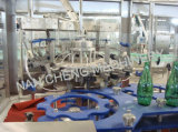 Botella de vidrio automática Vodka/máquina de llenado de la planta de embotellado de vinos
