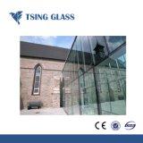 À plat ou courbes Low-E Isolation double vitrage en verre verre verre creux avec certificat Ce