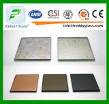 Wasser-Beweis-Silber-/Aluminium-/Aluminiumseide rasterte Drucken beschichtete Glasspiegel/silbernen zweischichtigspiegel/Zweischichtenaluminiumspiegel/angestrichenen Glasspiegel
