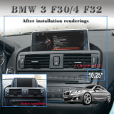 "Carplay BMW anabbagliante 1/2 10.25 "" flash 2+16g del Internet dei giocatori di DVD dell'automobile del Android 7.1 3G"