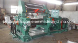 Máquina de goma abierta del molino de mezcla de la máquina/dos rodillos del molino de mezcla
