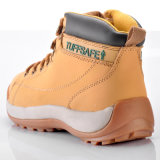Nubuckの革安全靴のSwith新しい流行の新しいデザインM-8178
