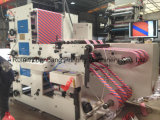 Machine d'impression flexographique de quatre couleurs