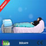Con el drenaje linfático Presoterapia Pantalon Aparato de masaje de cuerpo