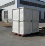 Tipo cuadrado el tanque de FRP GRP SMC de agua