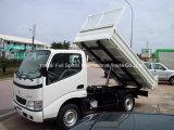 Toyota Bandeja Camión Volquete Tamaño de cuerpo para 3mx2m