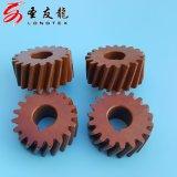 El marco del drenaje de los recambios de la maquinaria de la materia textil parte el engranaje delantero del rodillo Fa303-0704