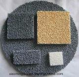 주물과 주조를 위한 실리콘 탄화물 또는 반토 또는 지르코니아 세라믹 거품 필터
