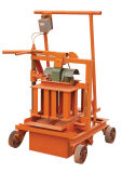 広州の最も小さく、最も安いManulの移動式煉瓦作成機械