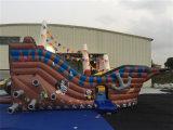 Campo de jogos inflável do barco inflável novo do pirata do projeto 2016 para a venda