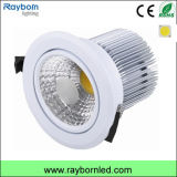 18W SMD LED Downlight, LED Oficina Interior Iluminación techo