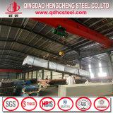 Strato d'acciaio ondulato preverniciato del tetto ricoperto zinco di CGCC