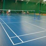 Revêtement de sol en vinyle PVC synthétique Sport Commerce de gros
