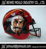 De aangepaste Plastic Vorm van de Helm van de Voetbal