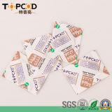 Silikagel-Trockenmittel mit Plastiktasche-Verpackung