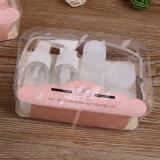 De plastic Reeks van de Reis, de Fles van de Spuitbus van de Pomp en Plastic Kruik (PT09)