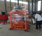 Qtj4-40 구체적인 빈 구획 기계 시멘트 벽돌 만들기 기계