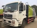 Dongfeng는 6개의 바퀴 쓰레기 트럭을 8개 T 패물 트럭 압축했다