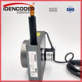 측정 범위 0-600mm 점증형 인코더 끌기 철사 센서 끈 전위차계