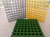 Veelkleurige FRP/Fiberglass Gevormde Grating met Geknarste Oppervlakte